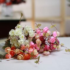 $2.5 artificial flower from zzkko.com
