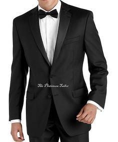 Mens Black Single Breasted Tuxedo Dinner Blazer In Regular Length Keywords: #wedding #weddings #groom #suits #weddingplanning #jevel #jevelwedding #jevelweddingplanning Follow Us: www.jevelweddingplanning.com www.facebook.com/jevelweddingplanning/  www.pinterest.com/jevelwedding/ www.linkedin.com/in/jevel/ www.twitter.com/jevelwedding/ https://plus.google.com/u/0/105109573846210973606/