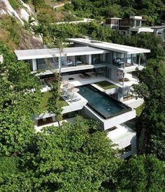 Beautiful Villa Amanzi House in Thailand