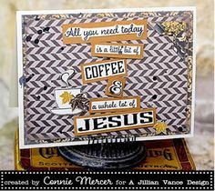 crafty goodies: Fall Coffee Lovers Blog Hop~