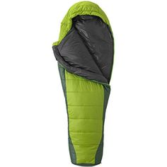 Marmot Cloudbreak 30 Sleeping Bag Envy  Greener Pastures Regular  Left Zip -- See this great product. (This is an affiliate link) #SleepingBagsCampBedding