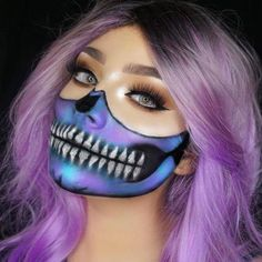 Are you in the market for some new Halloween makeup ideas? We have put together a list of 21 awesome and creepy makeup looks that will certainly turn heads!