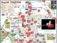 Les quichotteries de Delphine: Plano musical de Madrid