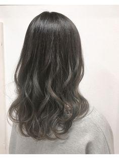 グレージュグラデーションカラー Japanese Hairstyle, Salons, Hair Beauty, Long Hair Styles, Detail, Hairstyles, Hair Ideas, Haircuts, Hairdos