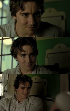 Lee Pace. The Fall. I already thought Lee was a very gifted actor, but after seeing this I think he is a genious!!!