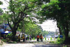 Unas 15 zonas de San Pedro Sula se quedarán sin energía mañana La instalación de un transformador obligará a suspender el servicio.  http://www.laprensa.hn/honduras/994824-410/unas-15-zonas-de-san-pedro-sula-se-quedar%C3%A1n-sin-energ%C3%ADa-ma%C3%B1ana