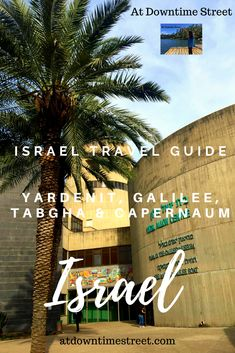 Israel Travel Guide What's on your bucket list? For years I've been thinking of the Holyland. One is Israel Travel Advice, Travel Guides, Travel Tips, Travel Info, Travel Hacks, Travel Packing, Travel Backpack, Middle East Destinations, Travel Destinations