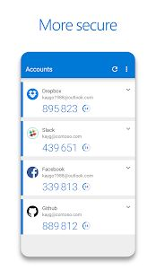 Microsoft Authenticator - መተግባሪያዎች Google Play ላይ Apps, 30 Second Timer, Google Play, Multi Factor Authentication, One Time Password, Microsoft Corporation, App Support, Face Id, Applications