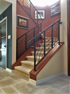 High Quality Custom Residential Stair And Balcony Railing Systems