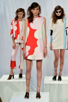 "<p tabindex=""-1"">Cynthia Rowley spring 2015 collection.</p>"