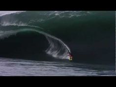 The history of the Teahupoo waves and surf break
