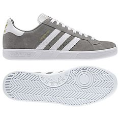adidas David Beckham Grand Prix Shoes For these men's adidas Originals David Beckham Grand Prix shoes, collaborators David Beckham and James Bond take a vintage tennis shoe from the '70s and rebuild it in premium suede. For added luxury, the sockliner is made from padded leather.