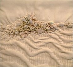 a great tutorial on encrusted embroidery