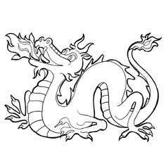 Home Decorating Style 2020 for Coloriage Dragon Chinois, you can see Coloriage Dragon Chinois and more pictures for Home Interior Designing 2020 at Coloriage Kids. Dragon Images, Dragon Pictures, New Year Coloring Pages, Coloring Pages For Kids, Coloring Sheets, Colouring, Mandala Dragon, Dragon Mask, Dragon Boat Festival
