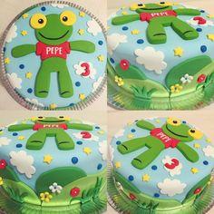 #sapopepe #pepe #torta #cake