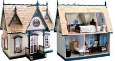 The ORCHID Greenleaf Dollhouse