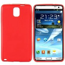 Funda Galaxy Note 3 - Gel Rojo  $ 107,97