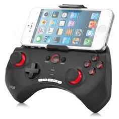 cool BS-MALL IPEGA II Bluetooth Wireless Game Controller Gamepad Joystick for iPhone/iPod/iPad/Android Phone/Tablet PC Black This product is a new wireless Bluetooth Controller (IPEGA PG-9025) which supports different Android/ IOS/ PC games It can be used when connected with... http://gameclone.com.au/accessories/controllers/bs-mall-ipega-ii-bluetooth-wireless-game-controller-gamepad-joystick-for-iphoneipodipadandroid-phonetablet-pc-black/ Check more at…