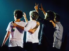 I believe in them and I believe in the fandom :) we won't let them down, we won't stop fighting till they come back for at least one more tour. We lost zayn awhile back and I'm sorry to say losing 1 is better then losing 4. They will always be in our hearts no matter what :) ❤️ we won't give up