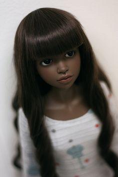 Mini-meet - Moko by hearts_murmur on Flickr.  Via Flickr:  Wonton's Iplehouse Benny, Moko! She's so pretty @emilio@