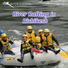 White Water River Rafting on Ganga River flows from the #Himalayas, gushing between densely forested #mountains and through steep gorges is that amazing adventurous activity which gives you a memorable lifetime experience. The delight of life comes only when we explore new experience, especially the experiences filled with excitement and joy so step out of your comfy zone and get ready for an absolutely bracing experience rafting on the #Ganga_River.