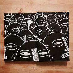 Blog: A Monochrome Moleskine - Doodlers Anonymous