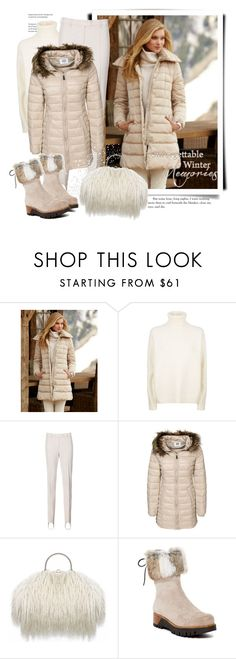 """Winter Style"" by sella103 ❤ liked on Polyvore featuring Vince, Vero Moda, Manas and winterboots"