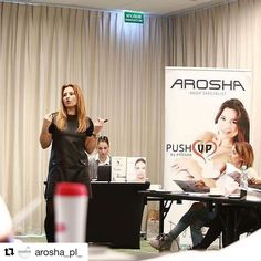 AROSHA #POLAND IS IN THE HOUSE...Always training somewhere around the world!  AROSHA Products offers a global Face & Body Treatment Solution; Specializing in pre-soaked body wraps for cellulite localized adiposity & sagging skin as well as a NEW Breakthrough Face Treatment Concept MatrixTech featuring BIO-CELLULOSE sheet masks infused with active ingredients targeting skin conditions such as laxity fine lines & wrinkles dry and dull skin hyperpigmentation/age spots. For more info…