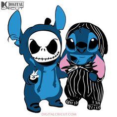 Cute Disney Drawings, Cute Cartoon Drawings, We Are Best Friends, Cute Friends, Purple Wallpaper Iphone, Disney Wallpaper, Jack Skellington Drawing, Disney Stitch Tattoo, Baby Disney Characters