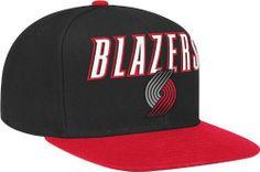 fffe00a45c2fc NBA Portland Trailblazers Wool Blend Adjustable Snapback Hat