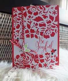 Magical Scrapworld, be joyful. cards, christmas, floral phrases, hang your stocking, merriest wishes, Stampin' Up!,