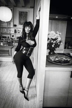 Rihanna for Vogue Paris