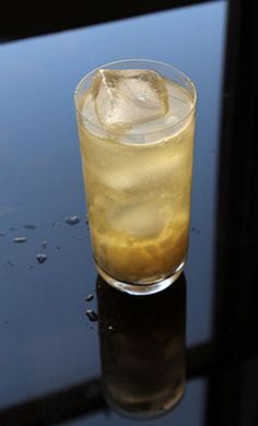 This cocktail from Philadelphia restaurant Talula's Garden is unlike any other Haymaker we've tried: vodka, ginger beer, and muddled pear make it tart and refreshing, perfect for sipping on a cool fall evening.