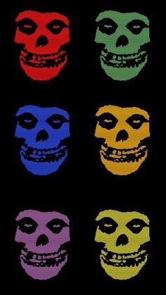 Arte Punk, Punk Art, Misfits Wallpaper, Misfits Band, Danzig Misfits, Punk Poster, Rock Band Posters, Heavy Metal Art, Band Wallpapers
