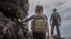 Maxpedition's Spring 2017 AGR products feature the Tiburon. An ergonomic backpack built to sustain the most rugged conditions.