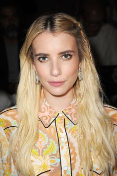 Emma Roberts  Coach 1941 Show at New York Fashion Week Sep-2016 Celebstills E Emma Roberts