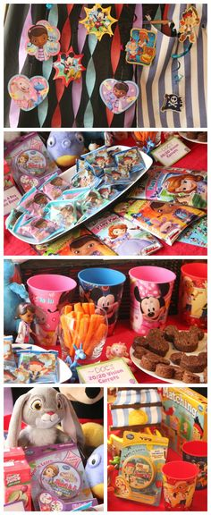 Disney Junior Party Products