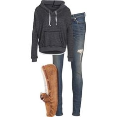 moccasin outfit fall polyvore - Bing Images