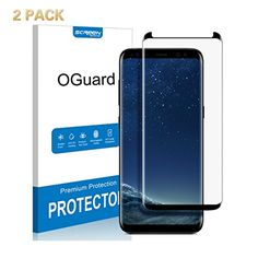 [2 PACK] Galaxy S8 Plus Tempered Glass Screen Protector, Oguard 98% Coverage [Easy application] [Case Friendly] Screen Protector for Samsung Galaxy S8 Plus  http://topcellulardeals.com/product/2-pack-galaxy-s8-plus-tempered-glass-screen-protector-oguard-98-coverage-easy-application-case-friendly-screen-protector-for-samsung-galaxy-s8-plus/  OGuard 3D Curved Tempered Glass Screen Protector specifically designed for Samsung Galaxy S8 Plus 2017. Real Case Friendly Design: 2017 N