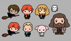 An exclusive first look at adorable new drawings of Harry Potter characters, coming soon to licensed products in Japan. An exclusive first look at adorable new drawings of Harry Potter characters, coming soon to licensed products in Japan. Harry Potter Anime, Harry Potter Kawaii, Arte Do Harry Potter, Cute Harry Potter, Harry Potter Drawings, Theme Harry Potter, Harry Potter Pictures, Harry Potter Quotes, Harry Potter Characters