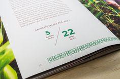 Nuru International Annual Report on Behance
