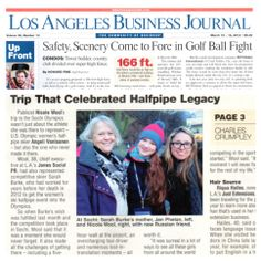 Pick up an issue of this week's Los Angeles Business Journal to see an article about our CEO, Nicole Wool and her trip to Sochi for the #Olympics!  #JonesSocial #JonesSocialPR #Sochi2014 #PublicRelations