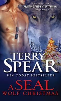 Are you ready for CHRISTMAS???    A SEAL, a wolf, and Christmas all wrapped in one and even better? He'll be all yours in October!!!