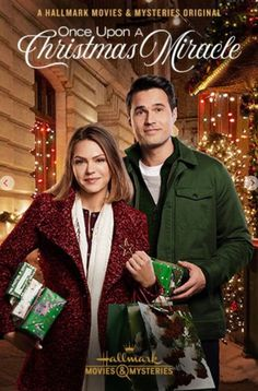 Its a Wonderful Movie - Your Guide to Family and Christmas Movies on TV: Once Upon a Christmas Miracle - a Hallmark Movies & Mysteries Miracles of Christmas Movie starring Aimee Teegarden & Brett Dalton! Películas Hallmark, Films Hallmark, Hallmark Holiday Movies, Family Christmas Movies, Christmas Shows, Hallmark Channel, Family Movies, Christmas Christmas, Aimee Teegarden