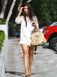 kourtney.. obsessed with this outfit