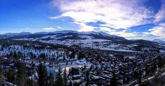 Good evening from high in #Colorado!  #Sunset is gorgeous from here..