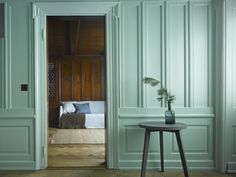 period paint colours in traditional home