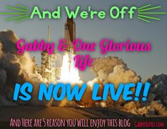 Gabby & One Glorious Life is now Live. 5 Awesome Reasons to read