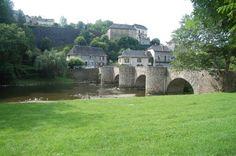 Vigeois, France  Le pont des Anglais !