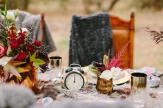 This one's for all the free spirits of the world, for the champions of that eclectic style that is boho. Bohemian designs range from laid-back to glamorous. And when it comes to the details for your special day (we're talking stunning ceremony backdrops, table cards and wedding favors), an overall vibe or theme helps to plan the party. If you're all about a rustic, unconventional look, here are 14 boho wedding essentials to inspire your big day.